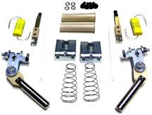 Typical Flipper Rebuild KIT parts