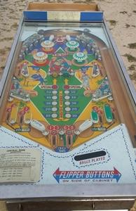 central park pinball playfield