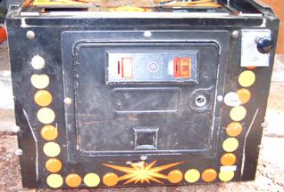 cyclone coin door