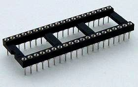 2901 bit-slice processor chip used in Atari Vector arcade games