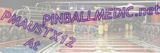 pmaustx12 AT pinballmedic.net  No spaces in email address, AT=@ symble