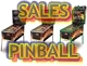 pinball for sale
