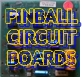 list of pinball circuit boards