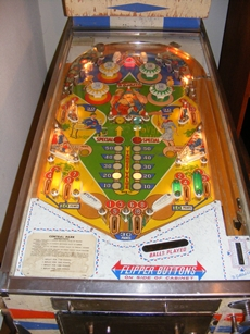 Full playfield