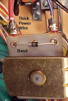 Photo of coil diode
