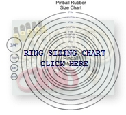 size scaled down rubber chart photo