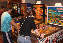 pinball in pipeline