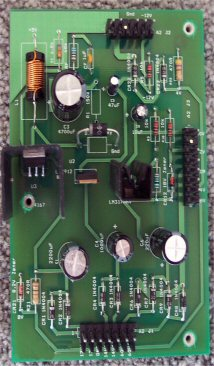 Gottlieb system 1 pinball power supply board