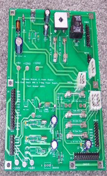 New replacement Williams system 11 and Data East Pinball power supply board