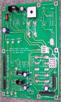 New Replacement Williams system 3,4,6 power supply board